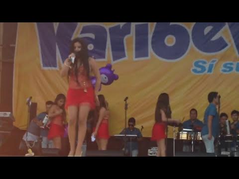 4 Mentiras - Corazon Serrano Chimbote 2014 HD