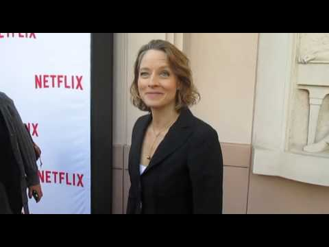Jodie Foster on 'Orange is the New Black'