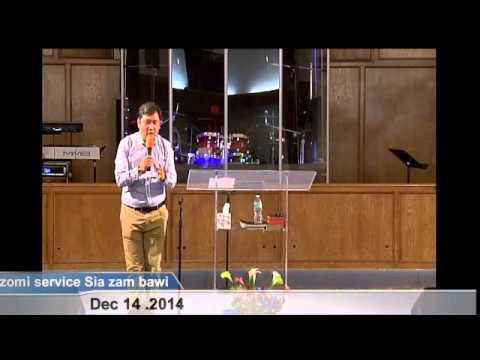 [FGATulsa]#1106#Dec 14,2014 Zomi Service (Pastor Zam Bawi)