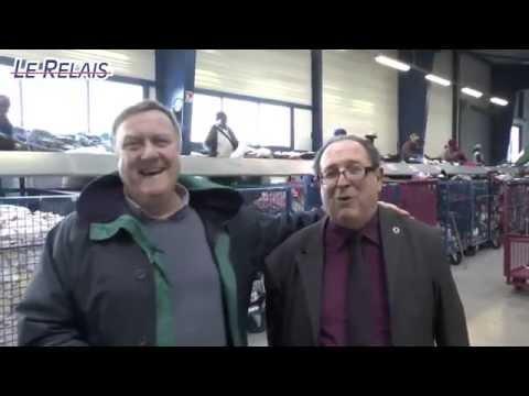 Le Relais Soissons : Hervé NOLLE, Relayeur