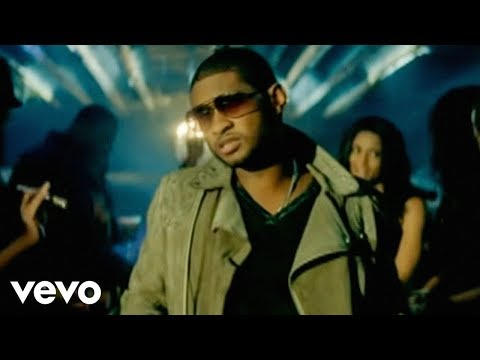 Usher featuring Nicki Minaj - Lil Freak ft. Nicki Minaj Video