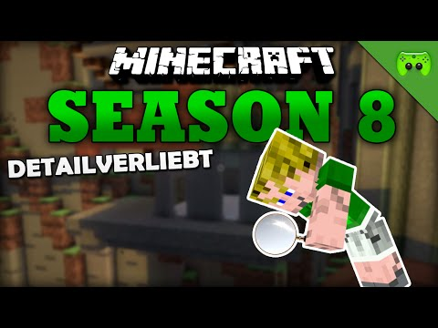 DETAILVERLIEBT «» Minecraft Season 8 # 76 HD