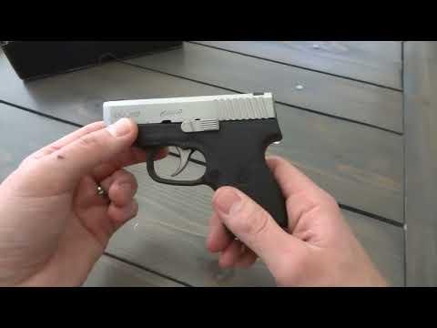 Kahr CW380 Review - Sweet Little Shooter/Pocket Pistol