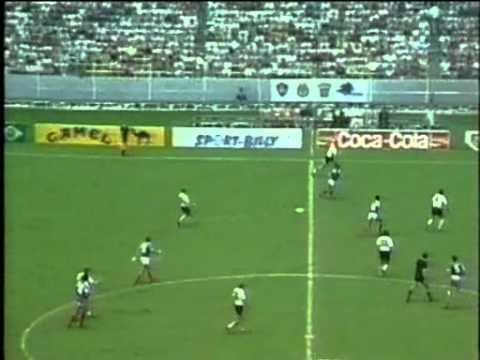 WM 86 France v Germany 25th JUN 1986