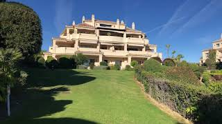 Benahavis Garden Luxury Apartment With Tropical Gardens