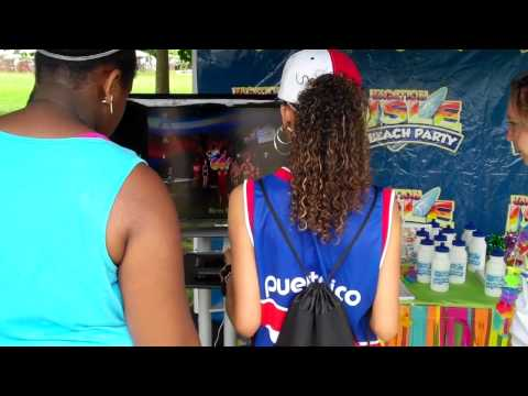 Vacation Isle: Beach Party at Puerto Rican Festival in Chicago