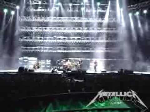 Metallica: The Memory Remains (MetOnTour - Manchester, TN - 2008)