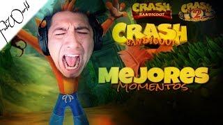 Crash Bandicoot N Sane Trilogy - 1 & 2 - FedeGames / Mejores Momentos