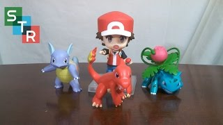 Pokemon Tomy 3 Pack Ivysaur, Charmeleon and Wartortle Review