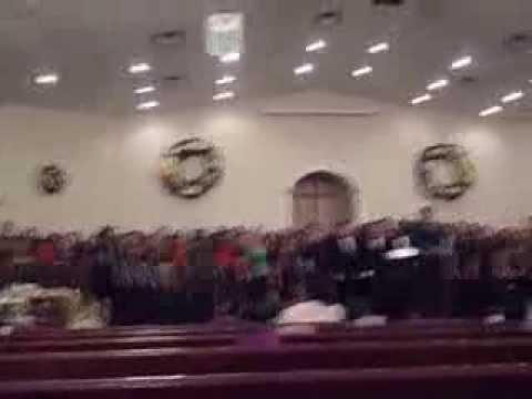 Hiram High School Reunion Choir