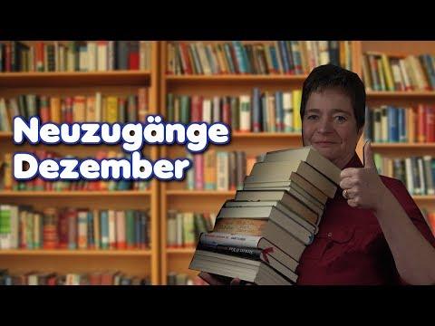 Neuzugänge Dezember- Bücher und Hörbücher