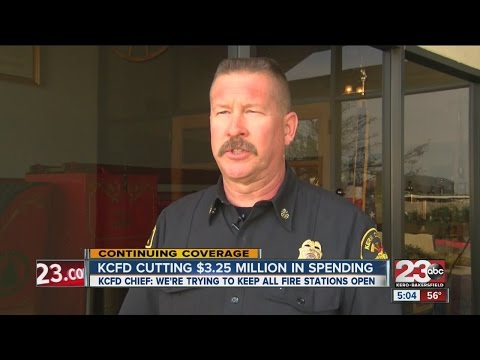 Oil prices create budget cuts, KCFD facing 22 million dollar deficit