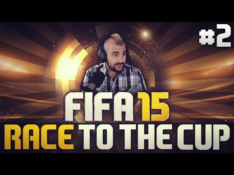 F**KING CHEATERS - RACE TO THE CUP FIFA 15 ULTIMATE TEAM!!