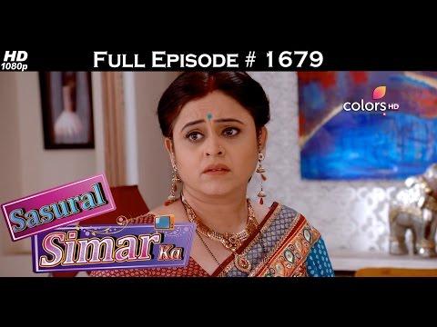 Sasural Simar Ka - 12th December 2016 - ससुराल सिमर का - Full Episode thumbnail