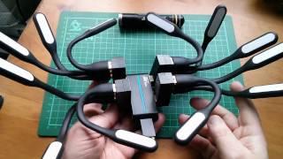 Julian's Postbag: #84 - Kits and USB Modular Lights