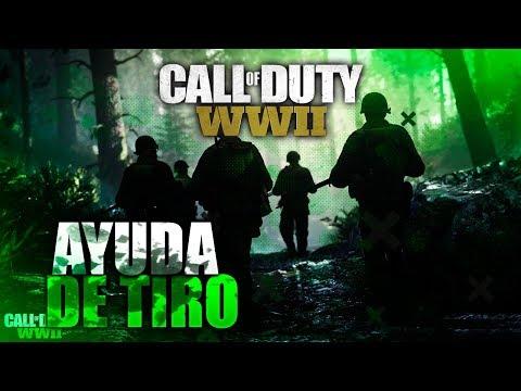 Ayuda De Tiro ¿ES DE NOOBS? Call Of Duty World War 2