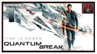 CohhCarnage Plays Quantum Break - Episode 1