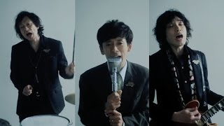 MANNISH BOYS(斉藤和義×中村達也) - I am Dandy【MUSIC VIDEO(Short Ver.)】
