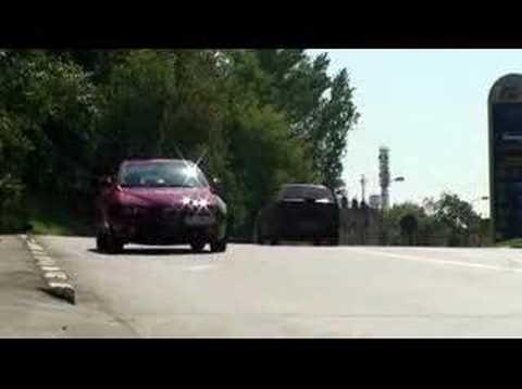 Тест Alfa Romeo 159