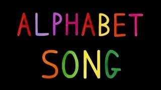 Alphabet Song - English