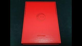 [Unboxing]  마마무 - 미니 7집 (Mamamoo 7th mini album) Red Moon : 너나 해