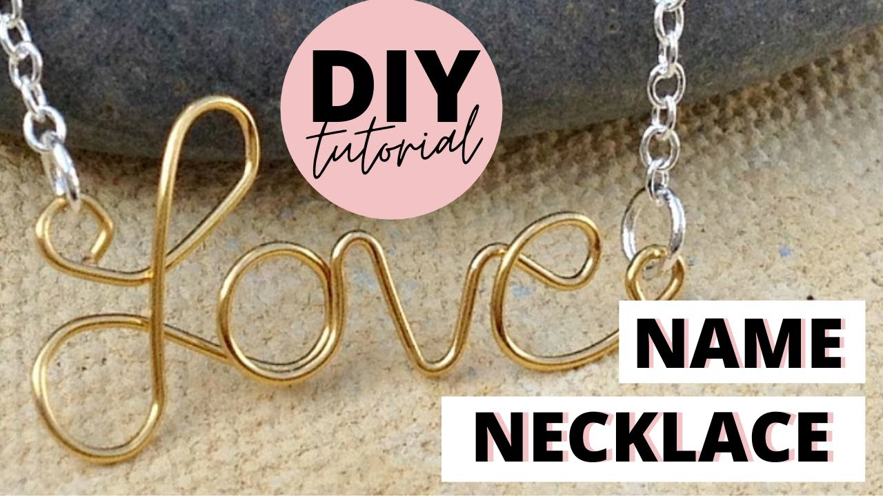 how to make imitation jewellery at home video