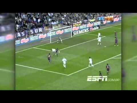 Real Madrid 4 x 2 Barcelona - Campeonato Espanhol 2004/2005