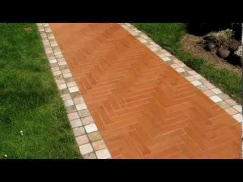 come pulire e proteggere dallo sporco un pavimento esterno in cotto filapt10 youtube