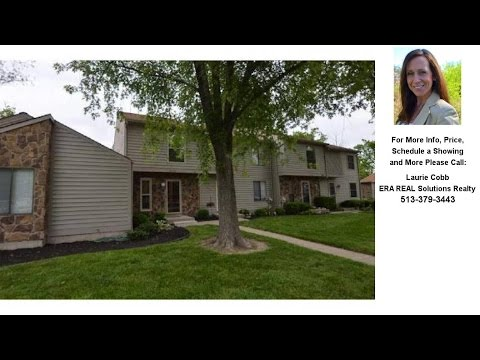 5036 Columbia Circle, West Chester, OH Presented by Laurie Cobb.