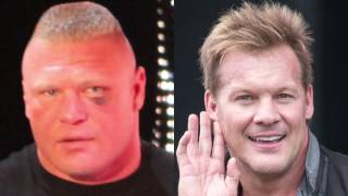 Chris Jericho shoots on Brock Lesnar fight