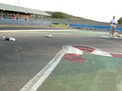 1st Race of Yokomo Hellenic Drift Championship 2009