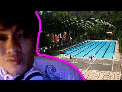 Asin Hot Springs, Swimming, Baguio City [An American in the Philippines #14]