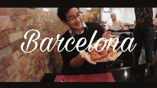 [EXPLORE THE WORLD] BARCELONA