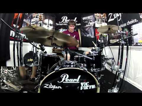 Megadeth Skin O My Teeth Drum Cover