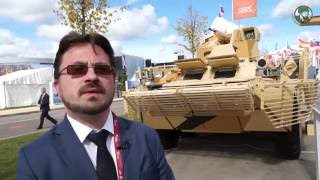 Army 2016 International Military Technical Forum Exhibition Kubinka Patriotic Park Moscow Russia