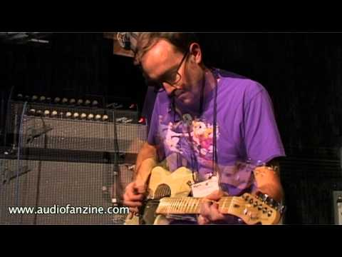 Fender Telecaster 60th anniversary Video Demo [NAMM 2011]