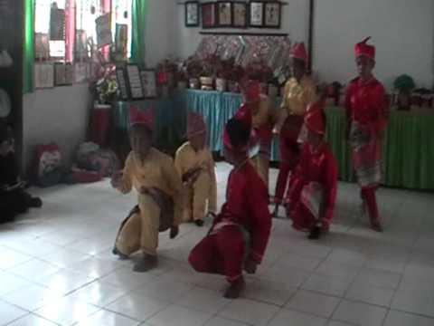 Sdn Pacinongang Unggulan (tari Ganrang Bulo) video