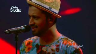 Download Fast motion of Atif Aslam, Man Aamadeh Am, Coke Studio, Season 8, Episode 3 3Gp Mp4