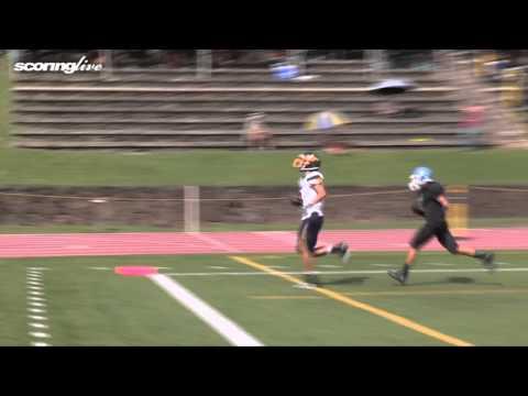 ScoringLive: Saint Francis vs. Punahou - Kanawai Noa, 37 yard pass from Ephraim Tuliloa