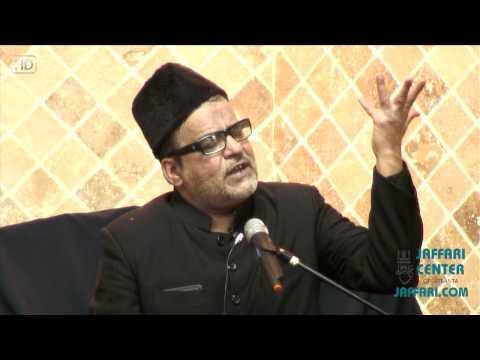 16th Safar 1434 Maulana Abid Bilgrami Night 6
