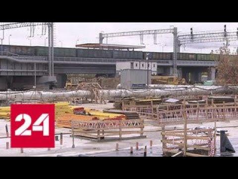 Московское метро могут расширить на четыре линии - Россия 24