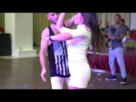 5 RZCC2016 Paloma and Maxim in J&J performance ~ video by Zouk Soul