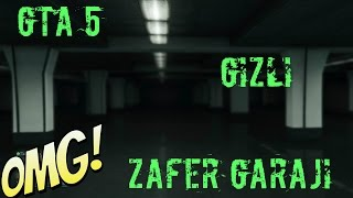 GTA 5 Online - Gizli Zafer Garajı (Secret Garage)