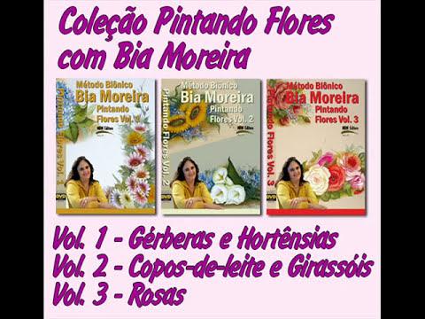 Pintando Flores com Bia Moreira 1