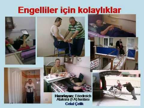 Ortopedik Engellilere Kolaylıklar - Facilities for disabled persons