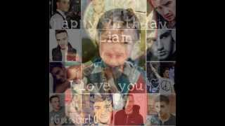 Happy birthday Liam!! From France♥