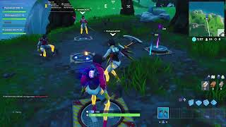 Fortnite noob plays for first time #6