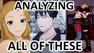 RWBY V6 Chapter 7: Let's Analyze This Part