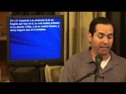 55 2 Timoteo 1 - Ken Zenk - Estudios Biblicos