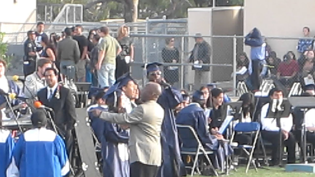 Sylmar High School Humanitas Sylmar High School Graduation
